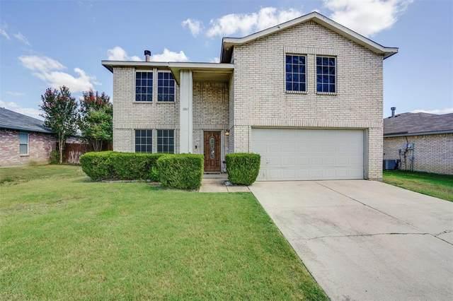 1011 Bannack Drive, Arlington, TX 76001 (MLS #14671953) :: Real Estate By Design