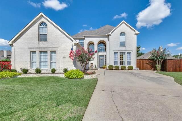 6306 Snow Ridge Court, Arlington, TX 76018 (MLS #14671957) :: Real Estate By Design