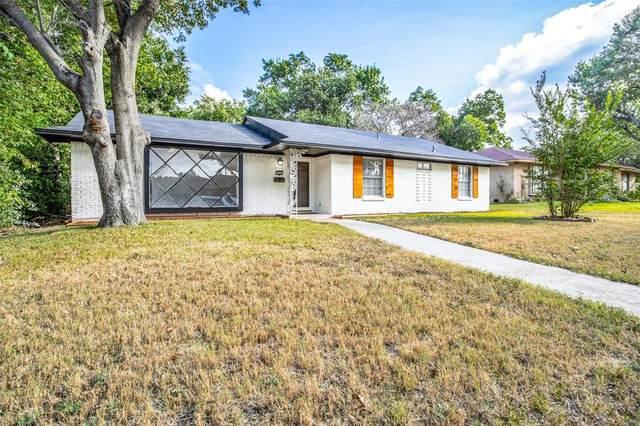 3455 Navajo Circle, Dallas, TX 75224 (MLS #14671977) :: Real Estate By Design