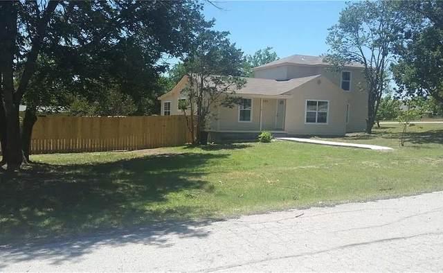 395 W 1st Street, Rhome, TX 76078 (MLS #14671987) :: Real Estate By Design