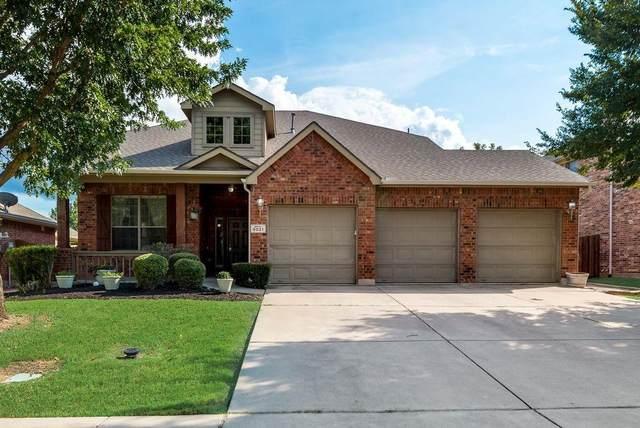 5021 Birchwood Drive, Mckinney, TX 75071 (MLS #14671990) :: Real Estate By Design