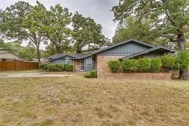 7333 Normandy Road, Fort Worth, TX 76112 (MLS #14672001) :: Lisa Birdsong Group | Compass