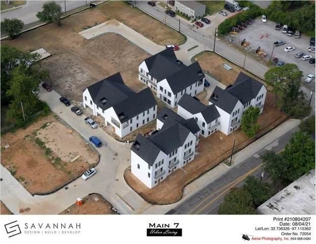 130 Garden Court W, Arlington, TX 76013 (MLS #14672012) :: Real Estate By Design