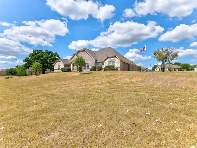 4402 Twin Oak Court, Granbury, TX 76049 (MLS #14672015) :: VIVO Realty