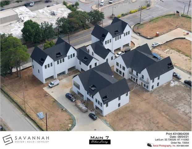 135 Garden Court E, Arlington, TX 76010 (MLS #14672026) :: Real Estate By Design