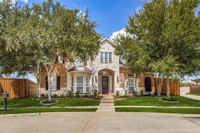 4100 Republic Drive, Frisco, TX 75034 (MLS #14672031) :: Robbins Real Estate Group