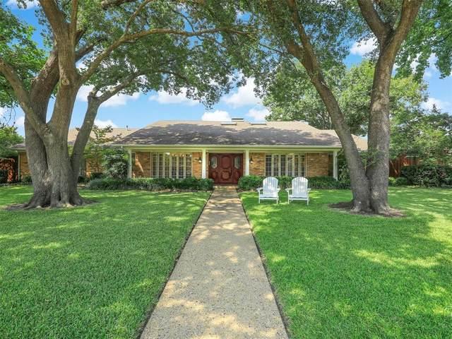 4455 Laren Lane, Dallas, TX 75244 (MLS #14672033) :: Russell Realty Group
