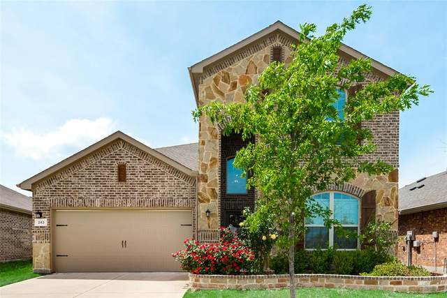 243 Thatcher Drive, Fate, TX 75189 (MLS #14672048) :: Real Estate By Design