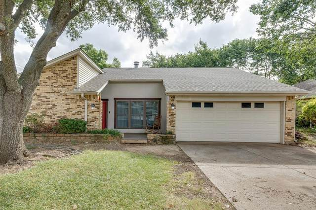 3840 Horizon Drive, Bedford, TX 76021 (MLS #14672050) :: Russell Realty Group