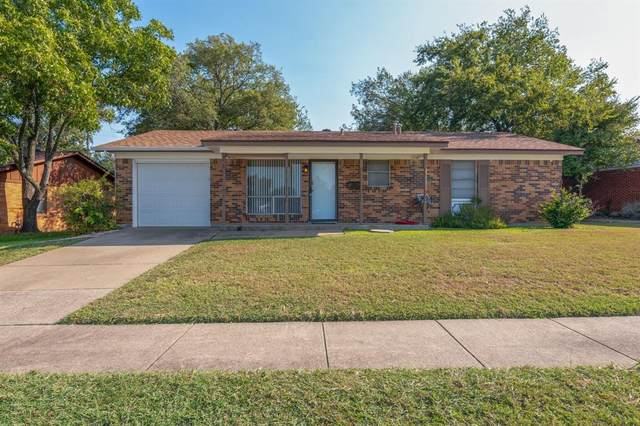 6218 Shadydell Drive, Fort Worth, TX 76135 (MLS #14672061) :: The Chad Smith Team