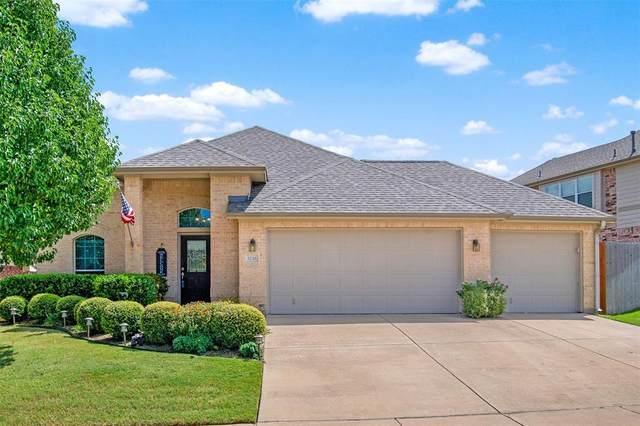 1236 Shalimar Drive, Fort Worth, TX 76131 (MLS #14672071) :: Real Estate By Design