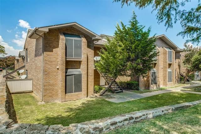 4456 Chaha Road #102, Garland, TX 75043 (MLS #14672074) :: All Cities USA Realty
