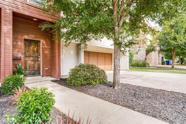 5102 Manett Street, Dallas, TX 75206 (MLS #14672079) :: VIVO Realty