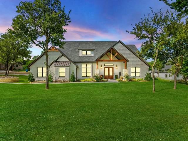 109 Helton, Granbury, TX 76049 (MLS #14672085) :: VIVO Realty