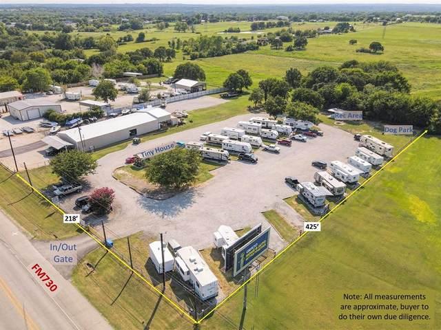 11815 N Fm 730, Azle, TX 76020 (MLS #14672098) :: Robbins Real Estate Group