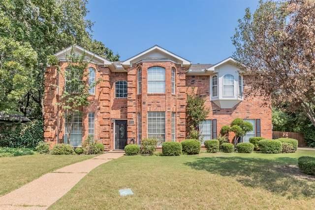 1107 Spring Creek Lane, Lewisville, TX 75067 (MLS #14672122) :: Real Estate By Design