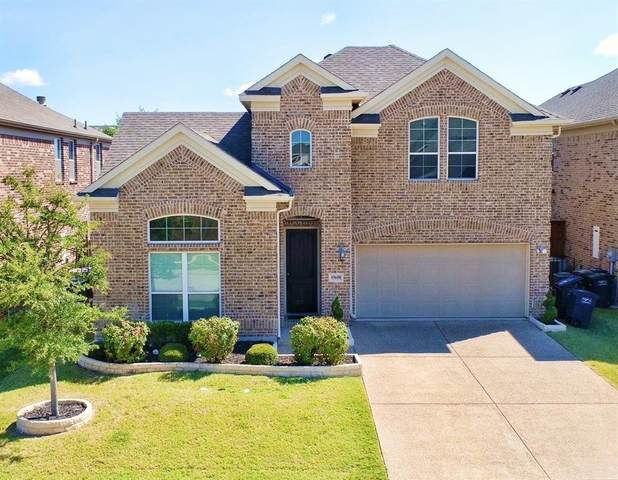15608 Mayflower Trail, Fort Worth, TX 76262 (MLS #14672125) :: Frankie Arthur Real Estate