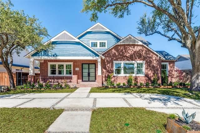 1318 Apache Drive, Richardson, TX 75080 (MLS #14672129) :: Real Estate By Design