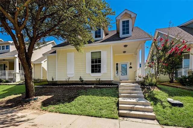 1208 Stratford Drive, Providence Village, TX 76227 (MLS #14672151) :: VIVO Realty