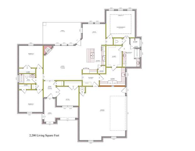 129 Lucky Ridge Lane, Boyd, TX 76023 (MLS #14672177) :: VIVO Realty