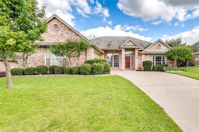 2967 Masters Court S, Burleson, TX 76028 (MLS #14672179) :: All Cities USA Realty