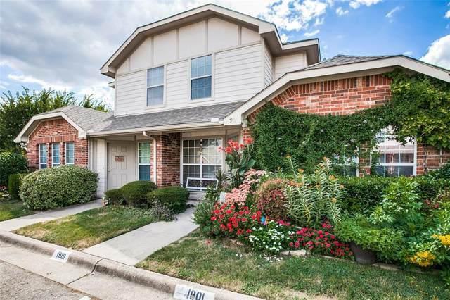 611 Oriole Boulevard #1901, Duncanville, TX 75116 (MLS #14672181) :: Real Estate By Design