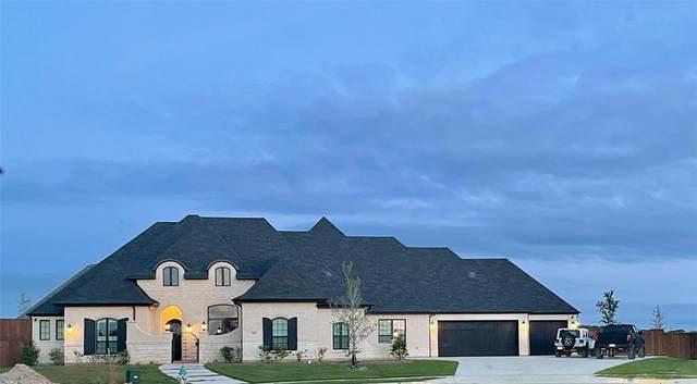 7100 Eagles Nest Court, Argyle, TX 76226 (MLS #14672183) :: VIVO Realty