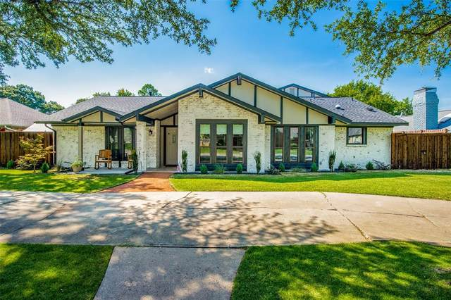 3200 Dover Drive, Plano, TX 75075 (MLS #14672185) :: Real Estate By Design
