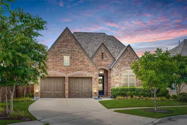 4741 Crossvine Drive, Prosper, TX 75078 (MLS #14672192) :: Jones-Papadopoulos & Co