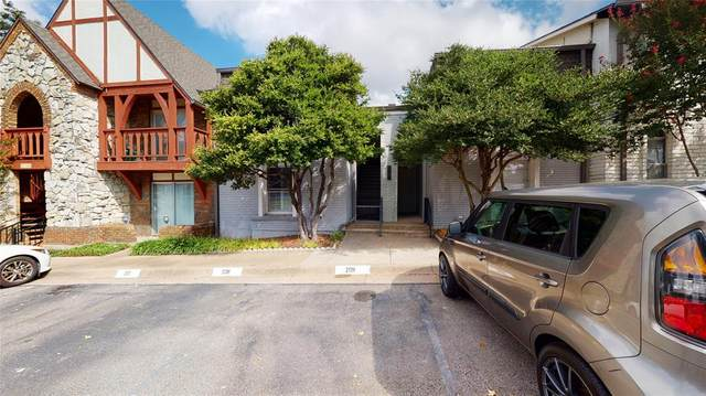 5807 Copperwood Lane #2120, Dallas, TX 75248 (#14672205) :: Homes By Lainie Real Estate Group