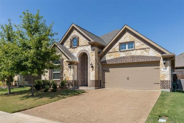 2313 Wind Meadow Lane, Lewisville, TX 75056 (MLS #14672212) :: The Rhodes Team