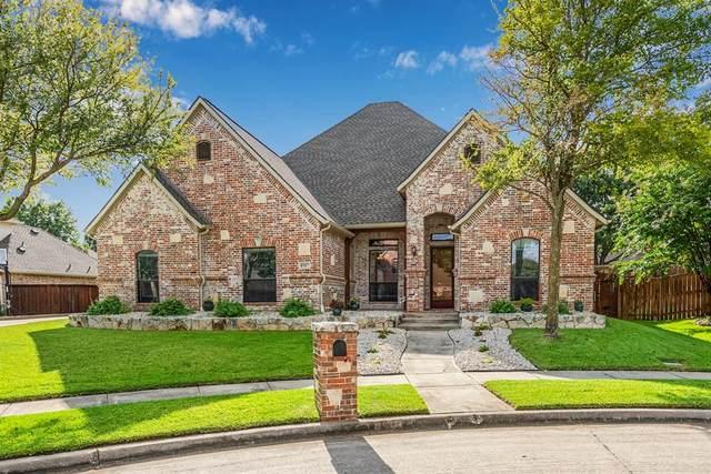 8517 Layna Court, North Richland Hills, TX 76182 (MLS #14672216) :: VIVO Realty