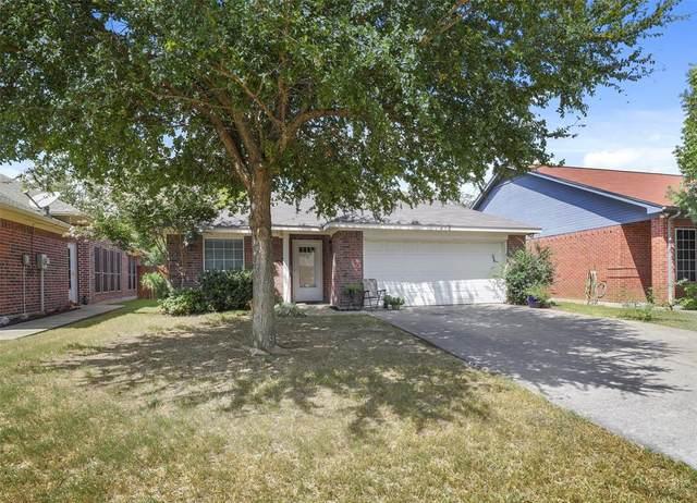 432 Oak Street, Burleson, TX 76028 (MLS #14672222) :: VIVO Realty