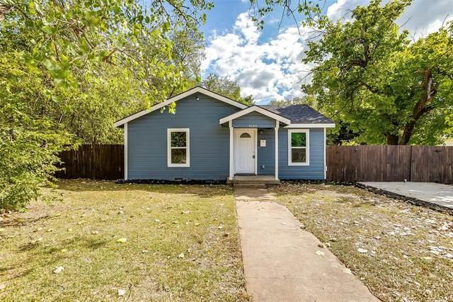 4144 Joy Lee Street, Haltom City, TX 76117 (MLS #14672232) :: Maegan Brest | Keller Williams Realty