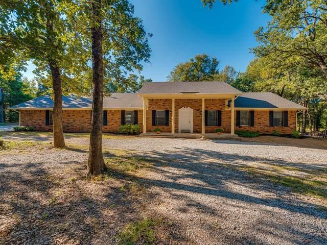 279 Riverside Drive, Decatur, TX 76234 (MLS #14672234) :: The Mauelshagen Group