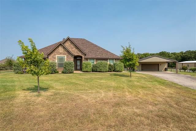 219 E Arbor Court, Springtown, TX 76082 (MLS #14672235) :: Real Estate By Design