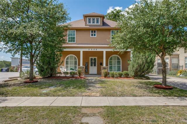 3028 Ryan Avenue, Fort Worth, TX 76110 (MLS #14672250) :: Real Estate By Design