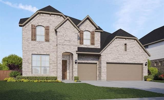 1617 Eleanor Drive, Fort Worth, TX 76052 (MLS #14672251) :: The Juli Black Team