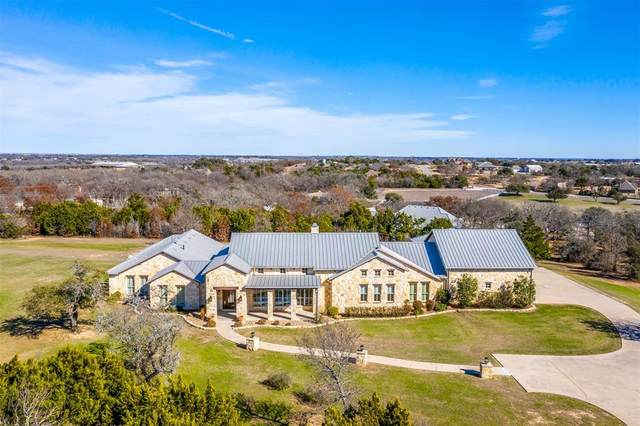 132 Mcclintock Court, Weatherford, TX 76088 (MLS #14672260) :: Real Estate By Design