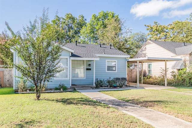 4009 Lovell Avenue, Fort Worth, TX 76107 (MLS #14672266) :: Russell Realty Group