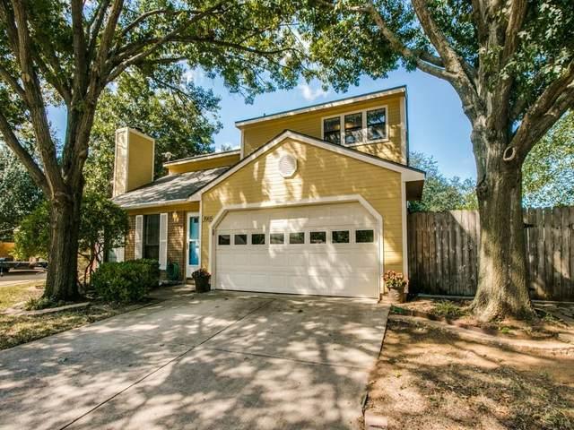 3905 White Oak Court, Flower Mound, TX 75028 (MLS #14672281) :: Team Hodnett