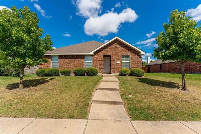 714 Locustberry Drive, Red Oak, TX 75154 (MLS #14672287) :: VIVO Realty