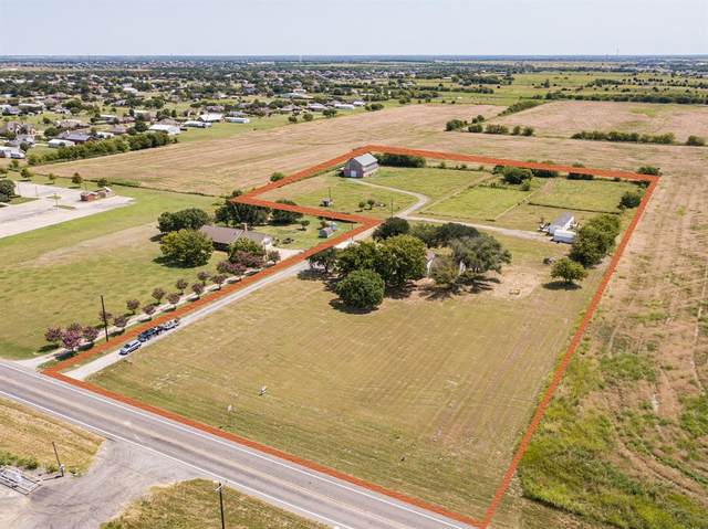 8078 Fm Road 741, Forney, TX 75126 (MLS #14672300) :: VIVO Realty