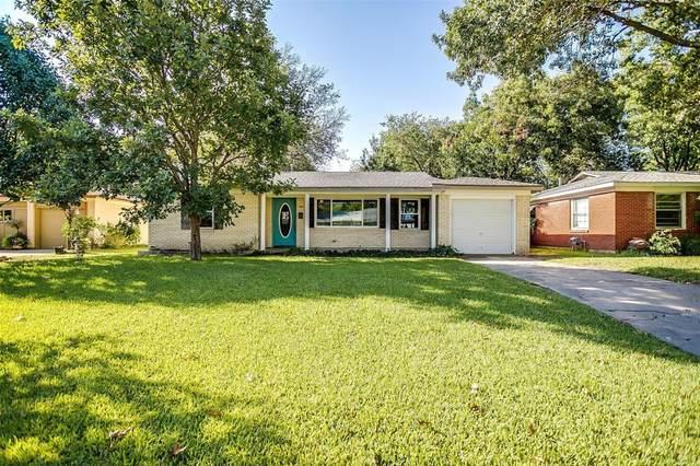 5405 Dennis Avenue, Fort Worth, TX 76114 (MLS #14672312) :: The Hornburg Real Estate Group