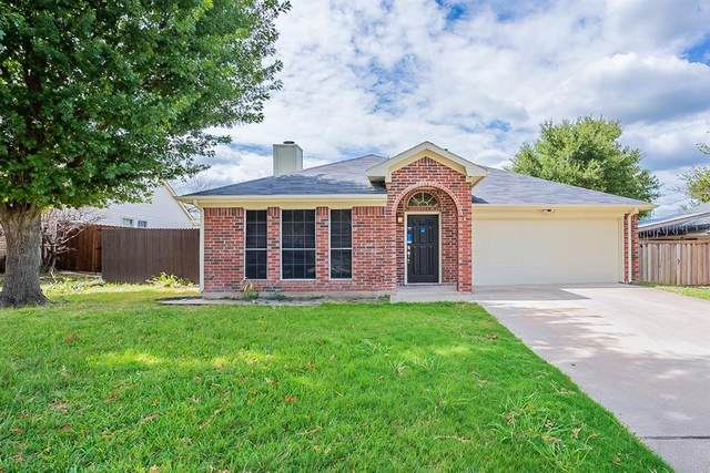 812 Voltamp Drive, Fort Worth, TX 76108 (MLS #14672331) :: Real Estate By Design