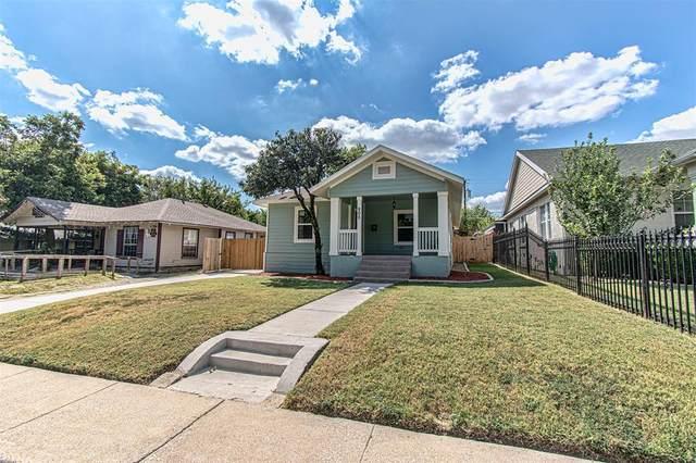 905 Hollywood Avenue, Dallas, TX 75208 (MLS #14672333) :: Real Estate By Design
