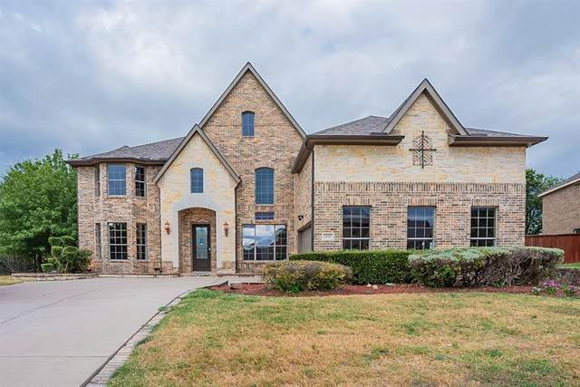 900 Kittery Drive, Desoto, TX 75115 (MLS #14672340) :: Real Estate By Design