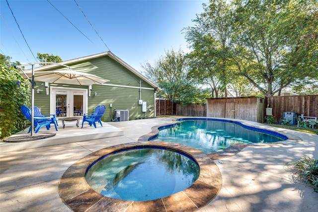 107 Heard Street, Mckinney, TX 75069 (MLS #14672344) :: Real Estate By Design