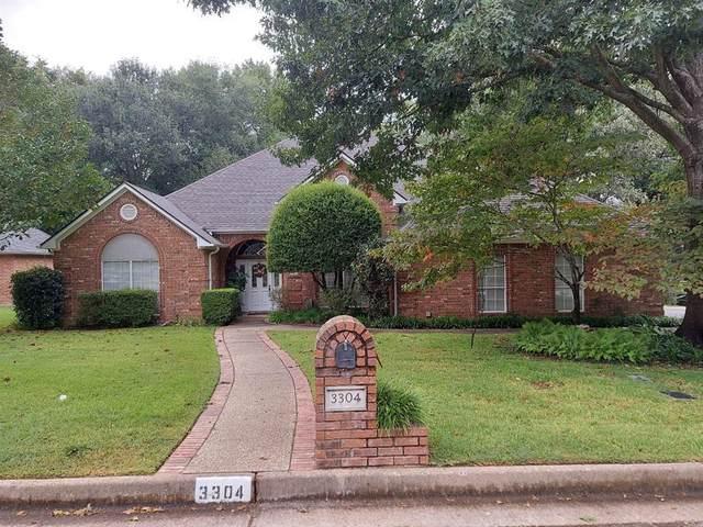 3304 Pinecreek Drive, Tyler, TX 75707 (MLS #14672345) :: VIVO Realty