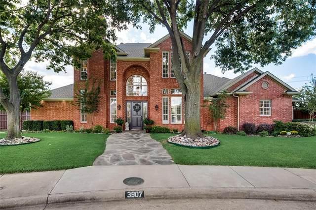 3907 Cobblers Lane, Dallas, TX 75287 (MLS #14672351) :: Real Estate By Design